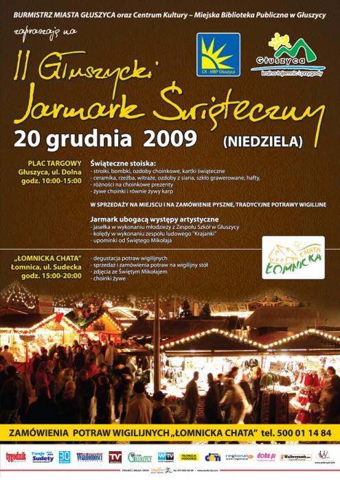 II Głuszycki Jarmark Świąteczny
