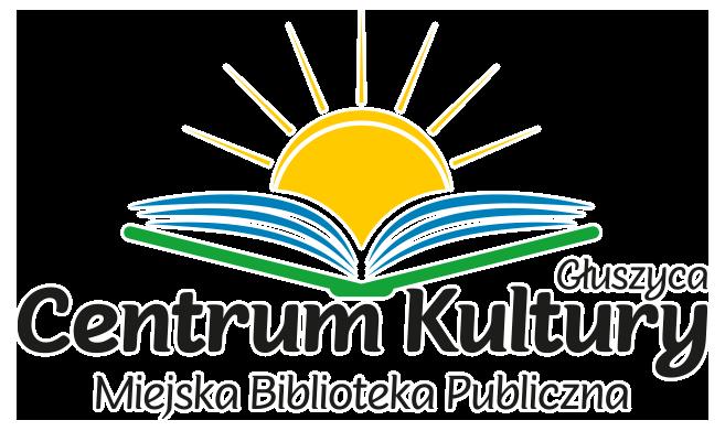 Centrum Kultury Miejska Biblioteka Publiczna w Głuszycy Logo